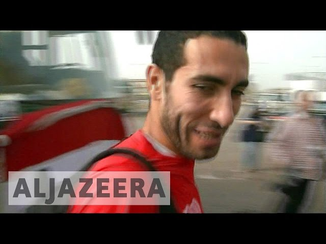 Egypt puts retired football star on 'terror list'