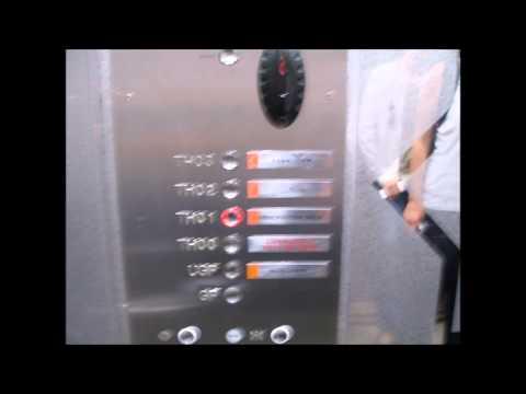 Photos of Otis Traction Elevators at Kuala Lumpur Tower in Kuala Lumpur, Malaysia
