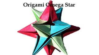 Origami Omega Star