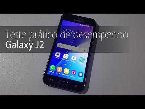 Desempenho do Galaxy J2 | Teste de velocidade oficial do TudoCelular