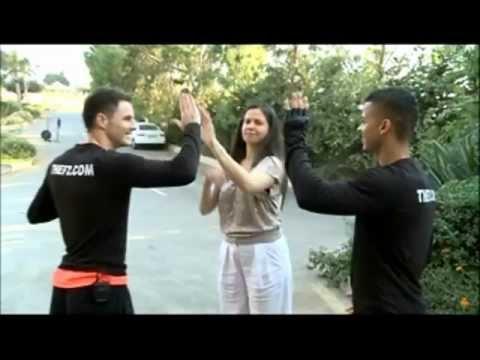 Raya Freestyling with Billy & Jeremy - Part 1