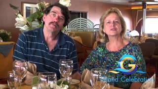 Judy Thomas Grand Celebration Ship Review