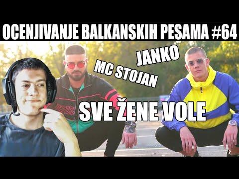 OCENJIVANJE BALKANSKIH PESAMA - MC STOJAN - SVE ZENE VOLE (with JANKO)