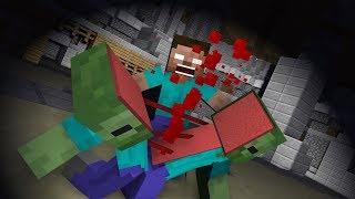 Monster School: God of War - Minecraft Animation