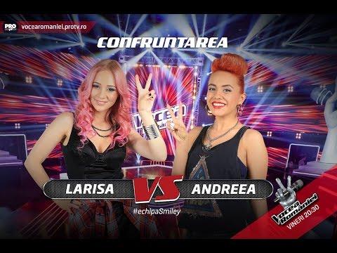 Larisa&Andreea-Give it to me right-Confruntari 1-Vocea Romaniei 2015-Ed.8-Sezon5