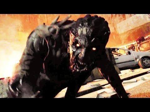 Dying Light - Anti-Gadoid Gun - Walkthrough Gameplay Part 42 (PS4 Xbox One)