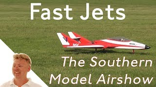 The Southern Model Airshow - The Hop Farm - Fast Model Jets - RC Jets