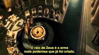 Percy Jackson e o Ladrão de Raios - Trailer Legendado