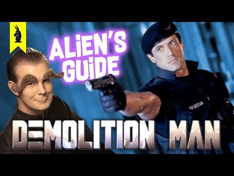 Alien's Guide To DEMOLITION MAN