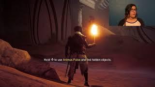 Assassins Creed Origins Brit Gameplay Ep 1