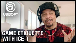 Gamer Etiquette With Ice-T | E3 2019 | Ubisoft [NA]