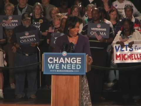 Michelle Needs Colorado to Vote Early