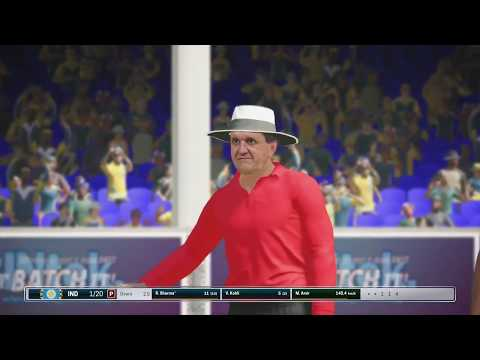 India Vs. Pakistan 1st ODI Match, Live Cricket Scores & commentary, Ashes Cricket#PS4#Gameplay