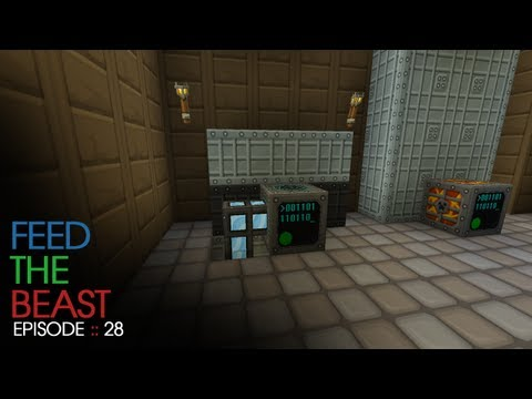 Mindcrack :: Feed The Beast :: E28 :: Industrial Grinder