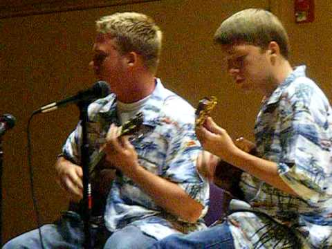 Palo Verde College Talent Competition 2010-Jake and Wyatt