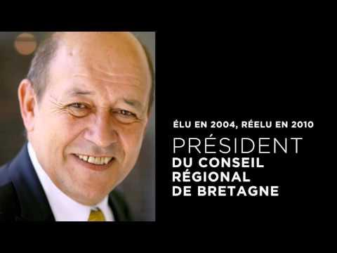 Jean-Yves Le Drian, son parcours