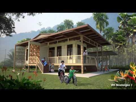 Rumah Hijau Design Concept Video (Nostalgia - Secebis Kampung Halaman)
