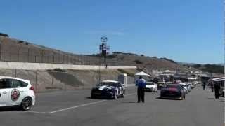 Continental Tire Sports Car Festival @ Laguna Seca 1