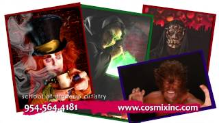 Cosmix School of Makeup Artistry