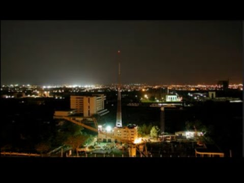 Amazing Night Abuja - The Capital City of Nigeria