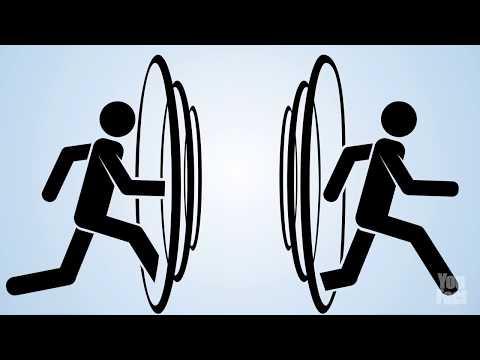 ТЕЛЕПОРТАЦИЯ ЧЕЛОВЕКА ВОЗМОЖНА