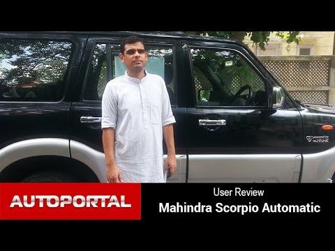 Mahindra Scorpio Automatic User Review