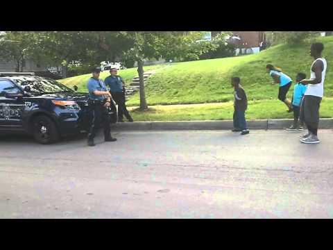 Officer caught on camera losing dance-off Music Videos