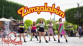 [KPOP IN PUBLIC MEXICO] Red Velvet 레드벨벳 - 짐살라빔 (Zimzalabim) Dance Cover [The Essence]