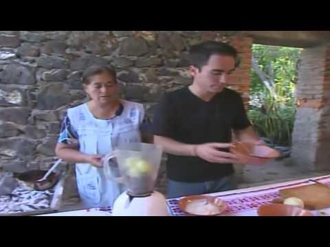 Chile Zolote Con Carne De Puerco, La Ruta Del Sabor, San Juan Ixtayopan Tlahuac