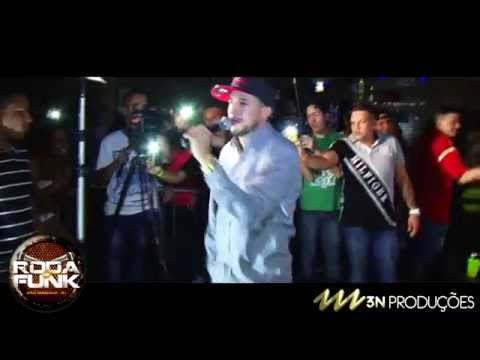 MC Tikão - Feat. MC G3 :: Video especial ao vivo na Roda de Funk :: Full HD Music Videos