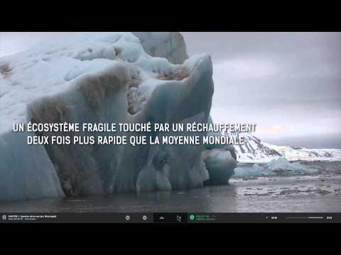 """Climat : """"79° Nord au coeur du dérèglement climatique"""", un webdoc de Frédéric de La Mure"""
