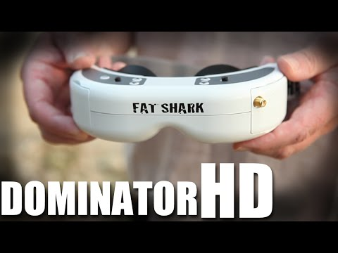 Flite Test - Fat Shark Dominator HD