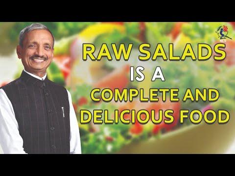 2019 Recipe for fresh vegetable  salad  types of salad & food we should eat for better diet plan