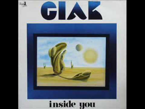 Giak - Inside You (1983)