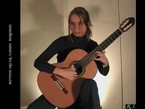 Ioana Gandrabur plays Rêverie op.19 Giulio Regondi