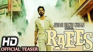 Raees Teaser #2  | Shah Rukh Khan I Nawazuddin Siddiqui I Mahira Khan | EID 2016