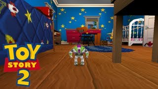 Let's Play Toy Story 2: Part 1 - Andy's House [1/2]