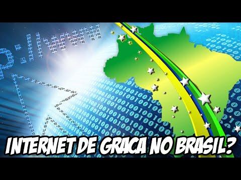 Internet DE GRAÇA para o Brasil todo até 2018 HAHAHAHAHAHAHAHAHAHAH