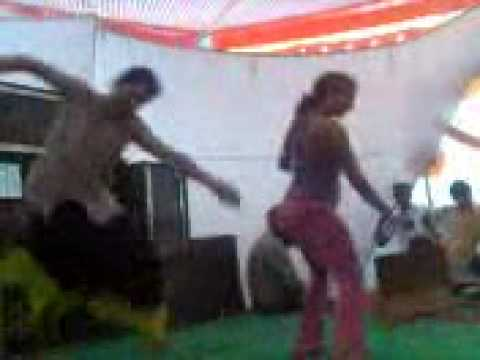 Sexy Dance On Stage In Front Of People.. video