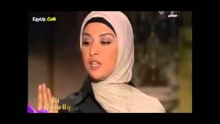 حنان ترك خاص بعملها في فترة حكم الاخوان المسلمين
