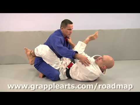 BJJ Closed Guard Principles Image 1