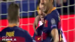 fcb vs roma 6 1 all goals 24 11 2015