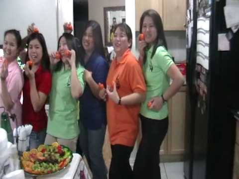 Orange Pinay Models