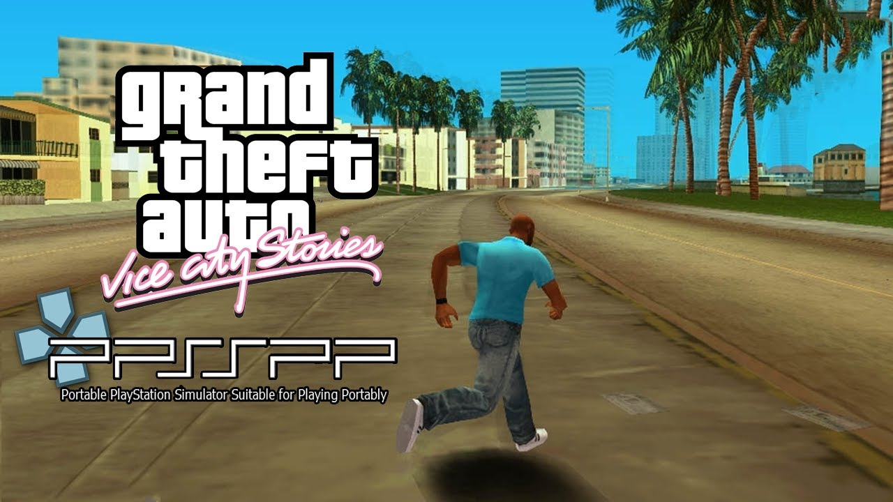 Gta Vice City Gameplay Gta Vice City Stories Gameplay