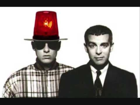 Pet Shop Boys - It Doesn&#039;t Often Snow at Christmas (New Version)