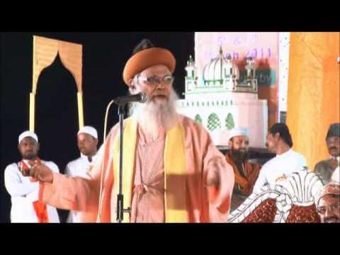 Sunni O Ke Sher, Hazarat Ghazi-e-millat, Syed Hashmi Miya's Very Improtant Takrir... video