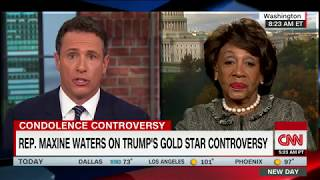 Rep. Maxine Waters: I will 'take Trump out'