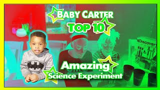 Amazing Chemical Science Experiments that you can Learn at Home for Kids