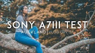 A7III Cine4 120fps Test | Auckland VLOG Day 57