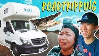 TSL Travels: Roadtripping In A CAMPERVAN In Darwin, Australia